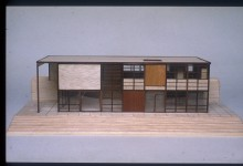 Charles and Ray Eames, Santa Monica House, Pacific Palisades, 1949