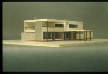 Walter Gropius, Gropius House, Lincoln, USA, 1937