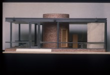Philip Johnson, Glass House, New Canaan, USA, 1949