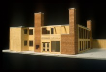 Louis Kahn, Korman House, Fort Washington, PA, USA, 1971-1973
