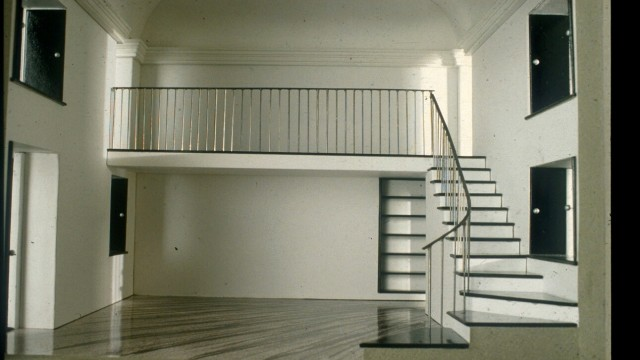 Luigi Caccia Dominioni, Appartement in Milan, Milan, Italy, 1970