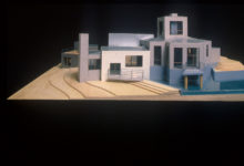 Frank O. Gehry, Sirmay Peterson house, Thousand Oaks, California (USA), 1984/86