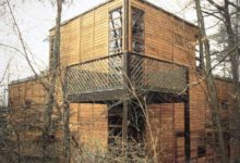 Thomas Herzog, House of Waldmohr, Germany, 1983