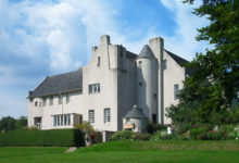 Mackintosh, Hill house, Helensburgh, Scotland, 1902/05