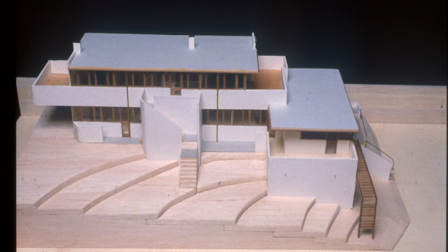 Richard Neutra, Kelton Apartments, Westwood, Los Angeles, California, USA, 1942